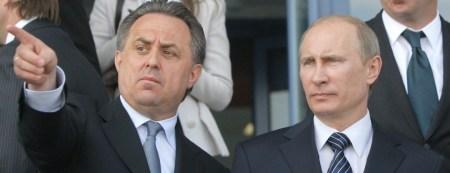 Vitaly Mutko Vladimir Putin