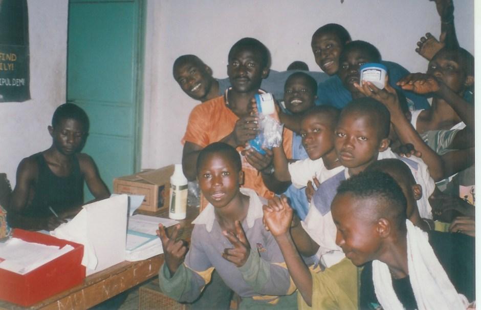 Sierra Leona Chema Caballero