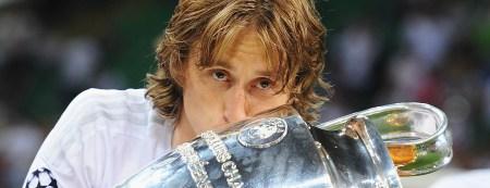 Luka Modric Real Madrid Champions League