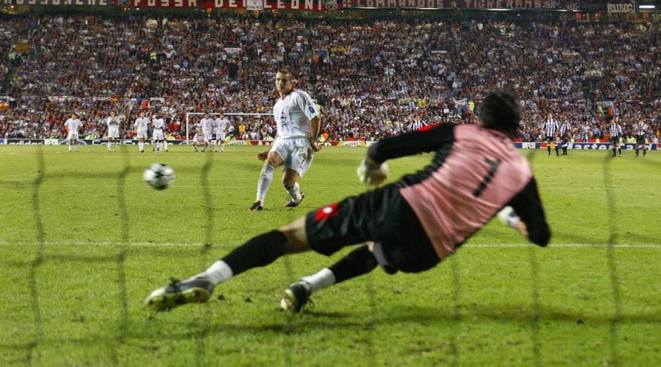 Shevchenko Juventus 2003