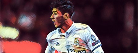 Marco Asensio Real Madrid 2016 2017