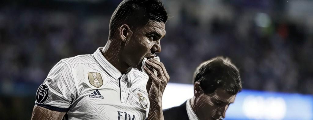 Casemiro Real Madrid Atletico de Madrid