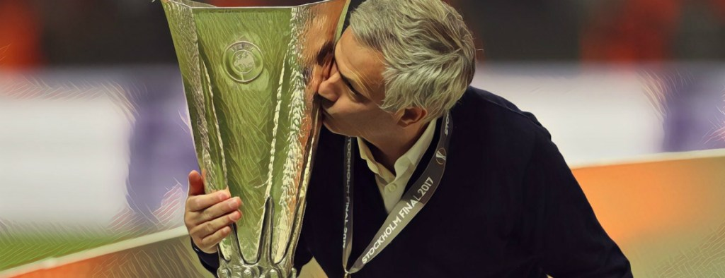 Manchester United Mourinho Europa League