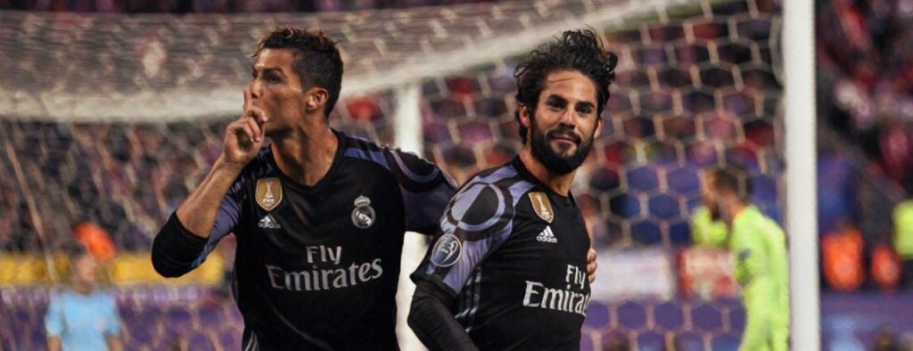 Atleti 2-1 Real Madrid