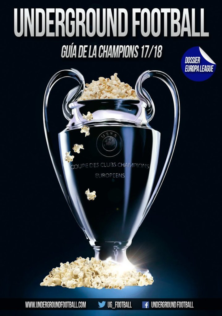 Guía Champions League Underground Football