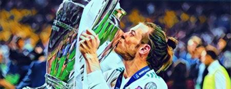 Gareth Bale Champions League 2018