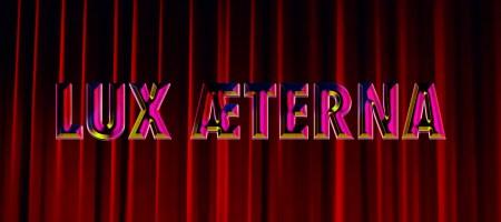 Lux Aeterna, de Gaspar Noé, podrá verse en Sitges 2019