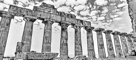 Selinute: the ruined Greek city