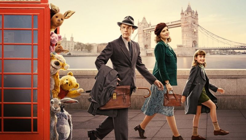 Christopher Robin (2018) – Film Review