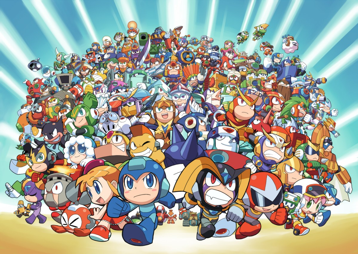 Rock On: Ranking The Main Mega Man Games From Worst To Best