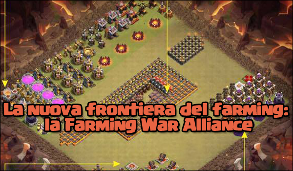 La nuova frontiera del farming: la Farming War Alliance