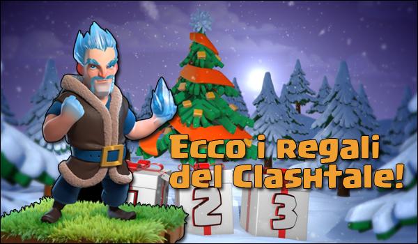 Scoperto cosa nascondono i regali dell'evento Clashtale! | Clash of Clans