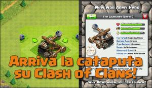 catapulta - [LEAKS] Arriva la catapulta su Clash of Clans!   TheLastWar