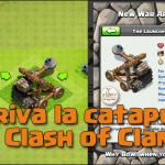 [LEAKS] Arriva la catapulta su Clash of Clans! | TheLastWar
