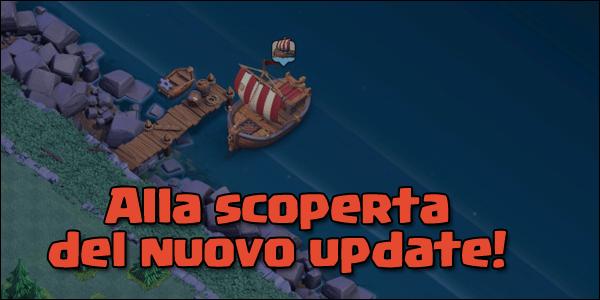Il più grande aggiornamento di CoC: nuove truppa,estrattore gemme e tanto altro!