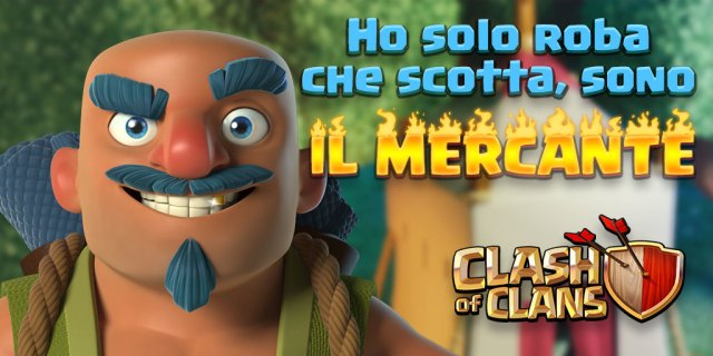 Mercante - Sneak Peeks #2: Mercante e Bilanciamento su Clash of Clans