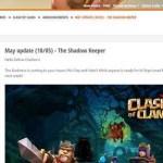 Leaks o Sneak Peek: arriva l'ombra mietitrice su Clash of Clans!
