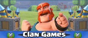 Dettagli e Informazioni dei Giochi del Clan - Giochi del Clan 13-20 Agosto: premi,informazioni e dettagli!
