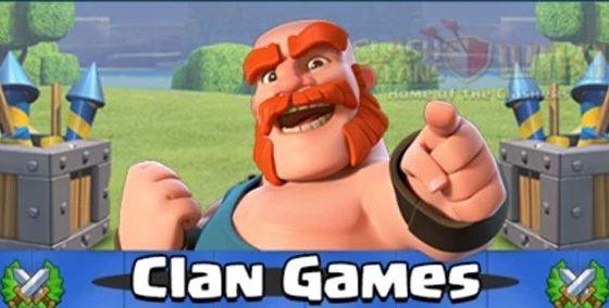 Dettagli e Informazioni dei Giochi del Clan - [UFFICIALI]Giochi del Clan 18-24 Gennaio: premi,informazioni e dettagli!