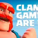 Giochi del Clan 2-8 Novembre: Premi,informazioni e dettagli!