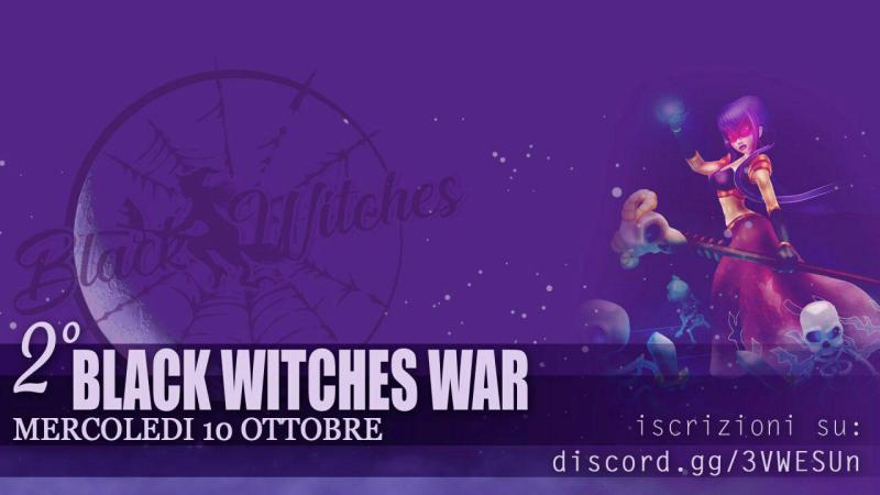 Tra successi e nuove sfide, continua l'attività delle Black Witches su Clash of Clans