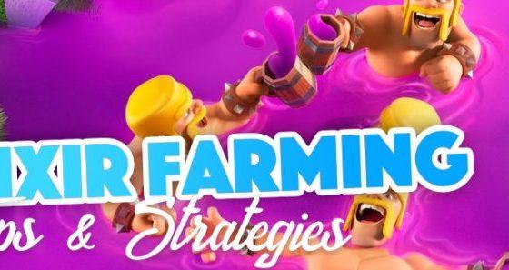 Consigli e Strategie di Farming di Elisir - Consigli e Strategie di Farming di Elisir