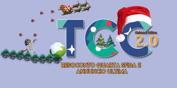 TCC final 600x300 - TCC Christmas Edition 2.0 : Resoconto quarta sfida e annuncio successiva! | Clash of Clans Challenge