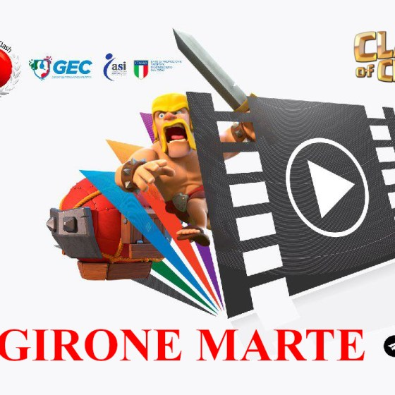 miniatura MARTE - Clash Of Clans -ITC- WLC - Girone Marte Classifica Finale