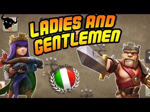 0 2 - Ladies & Gentlemen !! Evento ITC - Clash of Clans