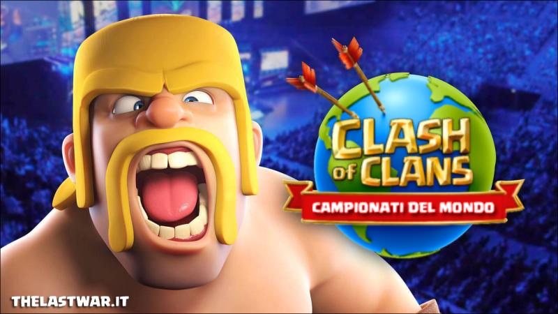 Ecco il Campionato del Mondo su Clash of Clans | Clash of Clans World Championship