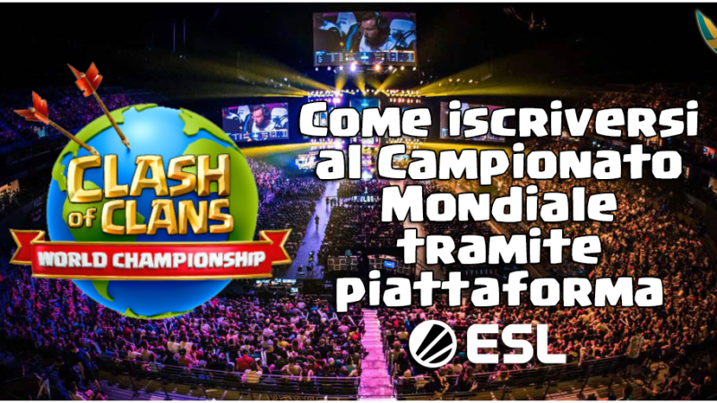 Come iscriversi al torneo 5 vs 5 ESL per Th12