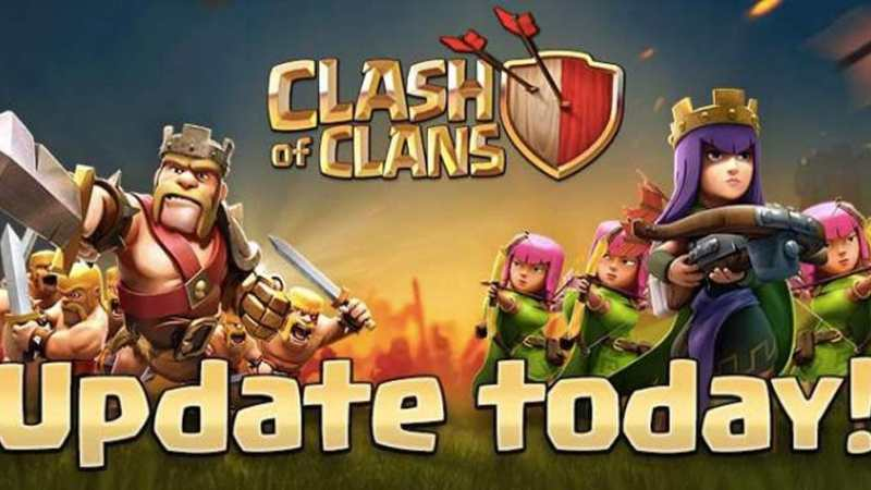 Clash of Clans o Fornite?