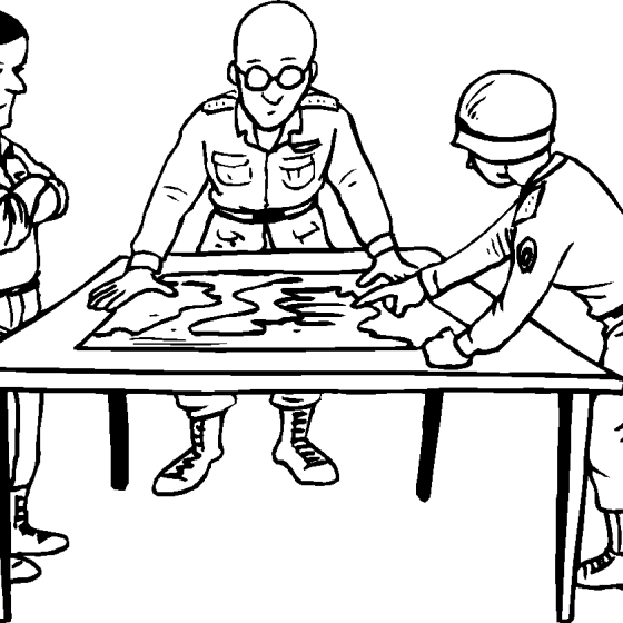 Planning Strategy - I magnifici 7: l'esperto di tattiche su Clash of Clans
