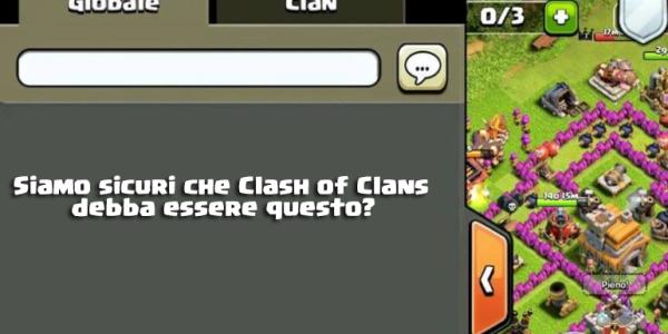 """Lo sfogo: rivogliamo il """"nostro"""" Clash of Clans"""
