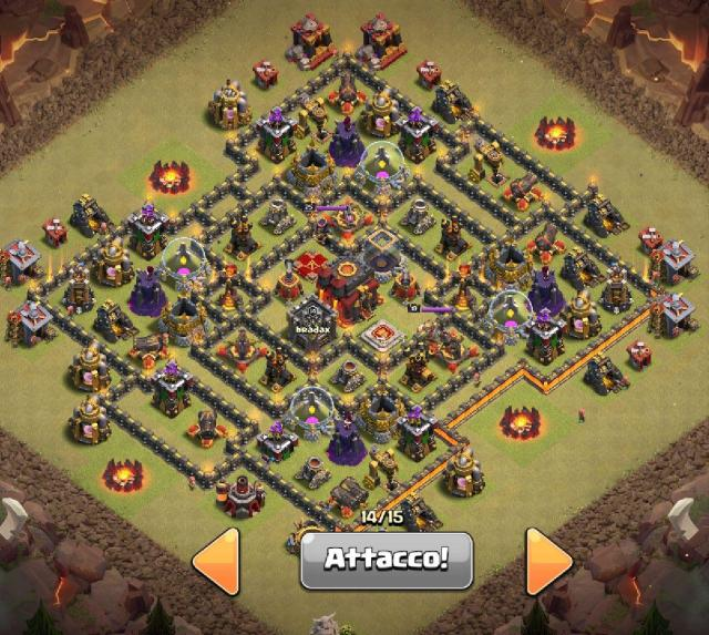 photo 2019 03 07 22 35 24 - Layout Basi War per Th10 – Marzo 2019 | Clash of Clans