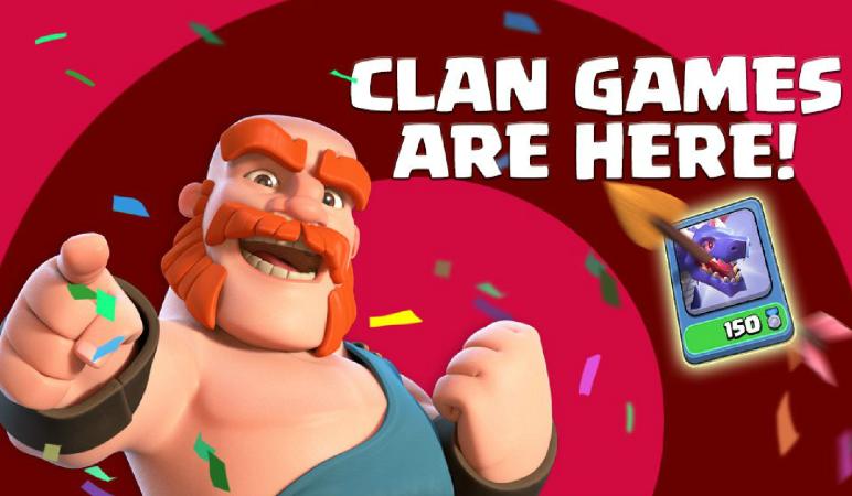 Giochi del Clan 22-28 Maggio: premi,informazioni e dettagli!
