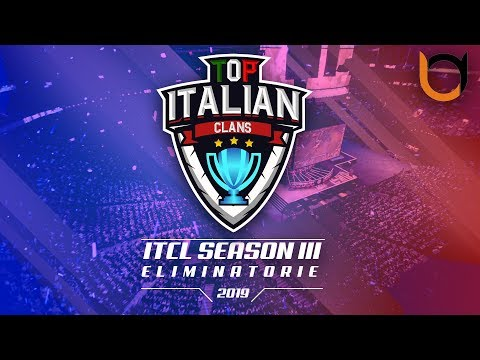 3° Torneo IT.C.L. [2019] | ELIMINATORIE [Girone B vs Girone D] | Clash of Clans [ITA]