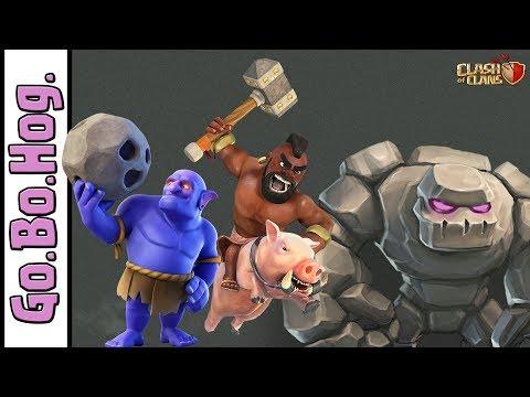 0 - Art of War : Acronimi e tecniche di attacco su Clash of Clans