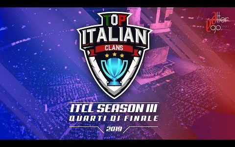 0 4 - 3° Torneo IT.C.L. [2019] | QUARTI di FINALE | Clash of Clans [ITA]