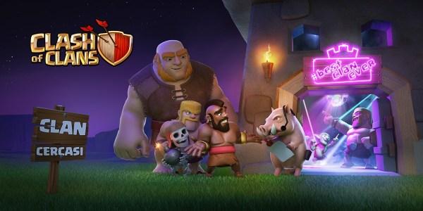 Un nuovo servizio per i player di Clash of Clans: ecco il Gruppo Facebook per il reclutamento