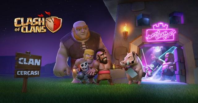 60319862 1169675096545211 1026321029955321856 o 1024x535 - Un nuovo servizio per i player di Clash of Clans: ecco il Gruppo Facebook per il reclutamento