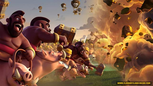clash of clans hd wallpaper download - Clash Wars: il domatore colpisce ancora
