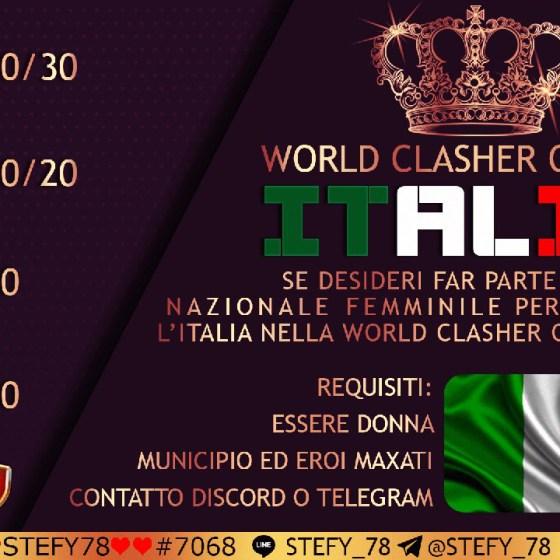 nazionale - Black Witches: continua l'avventura! Nazionale Italiana Femminile ai quarti di finale WCQ