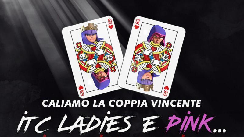 Ecco le ITC Pink Ladies: nate da una fusione e pronte a stupirvi!