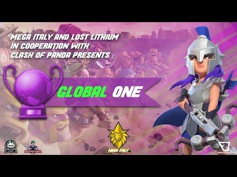 Mega Italy e Lost Lithyum uniti con Panda Community in Global One
