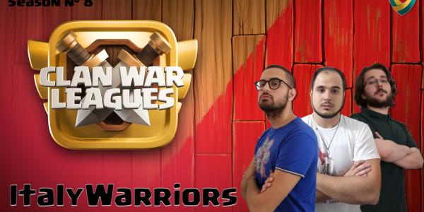 Le vostre Leghe di Guerra: CWL degli ItalyWarriors