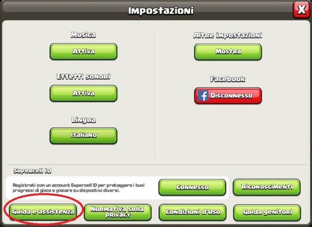 photo 2019 06 11 17 28 45 2 - Come recuperare l'account di Clash of Clans