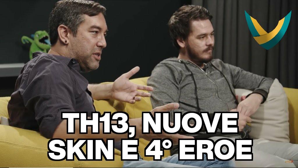 Q&A con Darian: Th13, nuove Skin e 4° Eroe su Clash of Clans