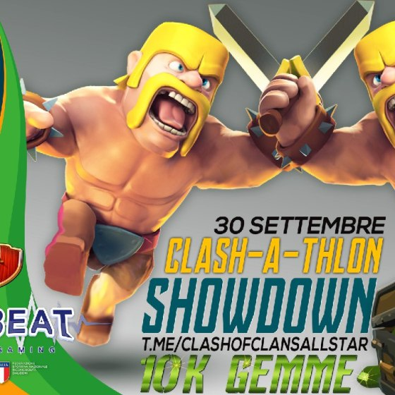 IMG 20190907 104727 832 - Nuovo Evento Clash of Clans All Star: Clash-a-thlon Showdown!