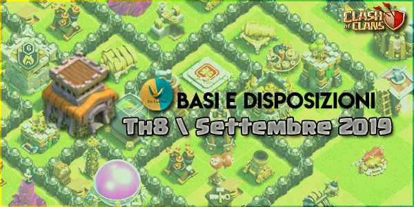 Layout Basi War per Th8 – Settembre 2019